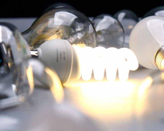 Como descartar lâmpadas usadas