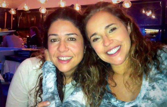 Daniela Mercury se casa com Malu Verçosa2
