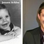Fotos de atores quando eles eram crianças