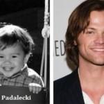 Fotos de atores quando eles eram crianças2