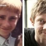 Fotos de atores quando eles eram crianças4