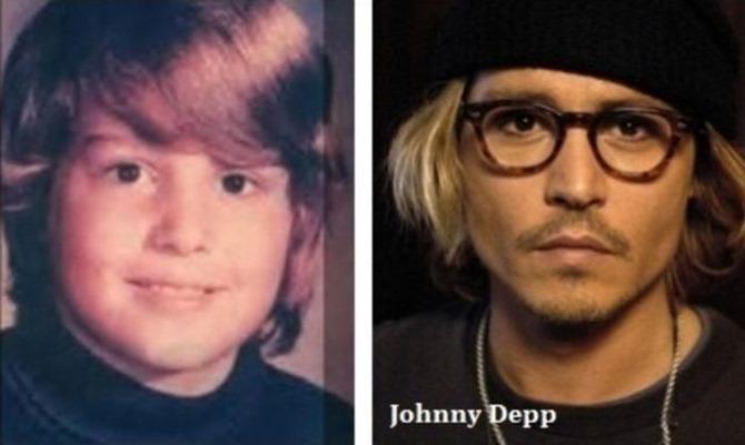 Fotos de atores quando eles eram crianças6