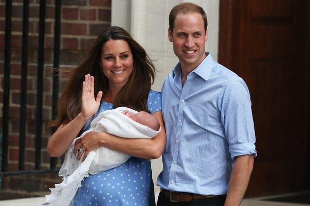 Kate e William escolherão amigos da universidade e de infância para batizmo2