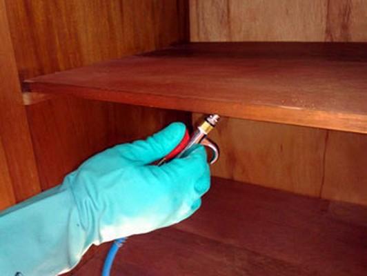 Móveis de madeira como proteger4