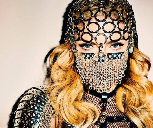 Madonna faz ensaio sensual e revela escândalo4