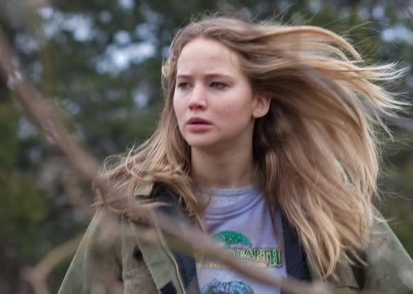 Filmes que fazem parte da carreira de Jennifer Lawrence