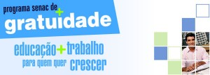 Cursos gratuitos no Senac-RS EAD 2014