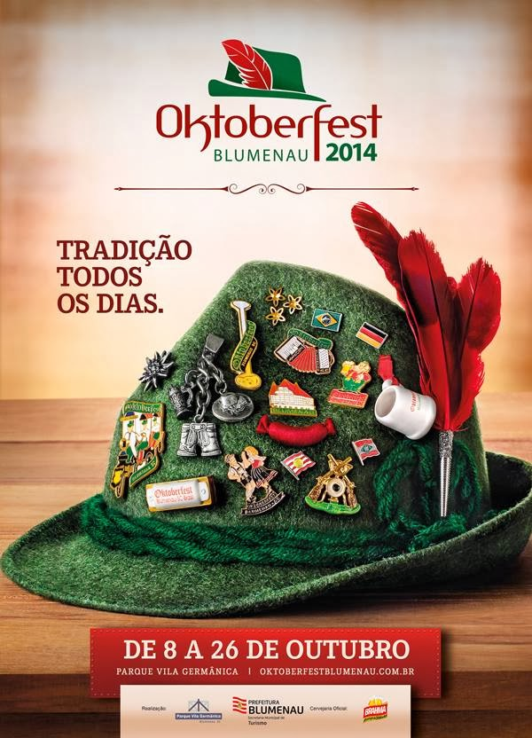 Oktoberfest 2014 datas, local e ingressos