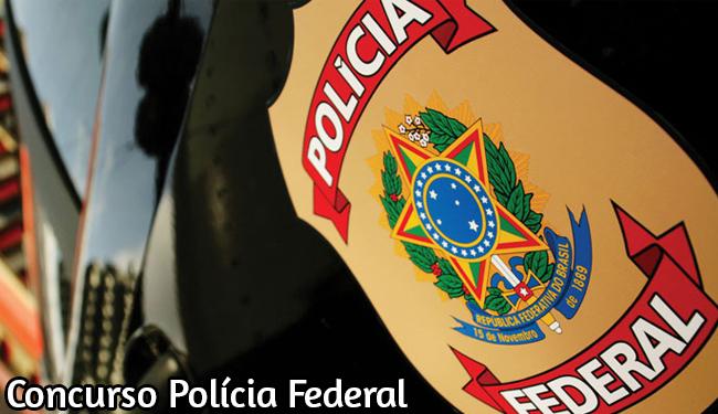 Concurso Polícia Federal 2015 inscrições para nível superior