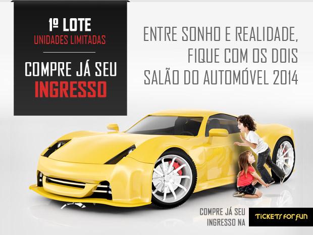 Salão do Automóvel de São Paulo 2014