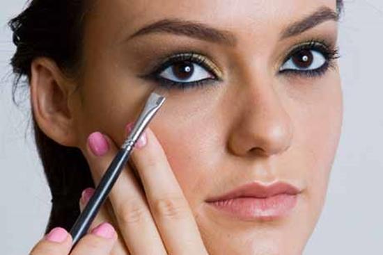Maquiagem borrada como corrigir (4)
