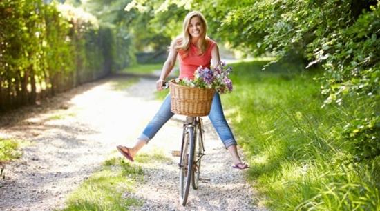 Motivos pelos quais a bicicleta faz bem para saúde