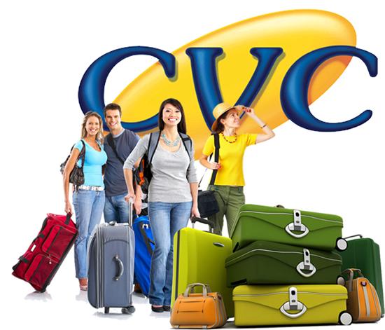 CVC pacotes para cursos no exterior 2015