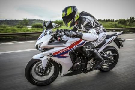 nova Honda CBR 500R  2