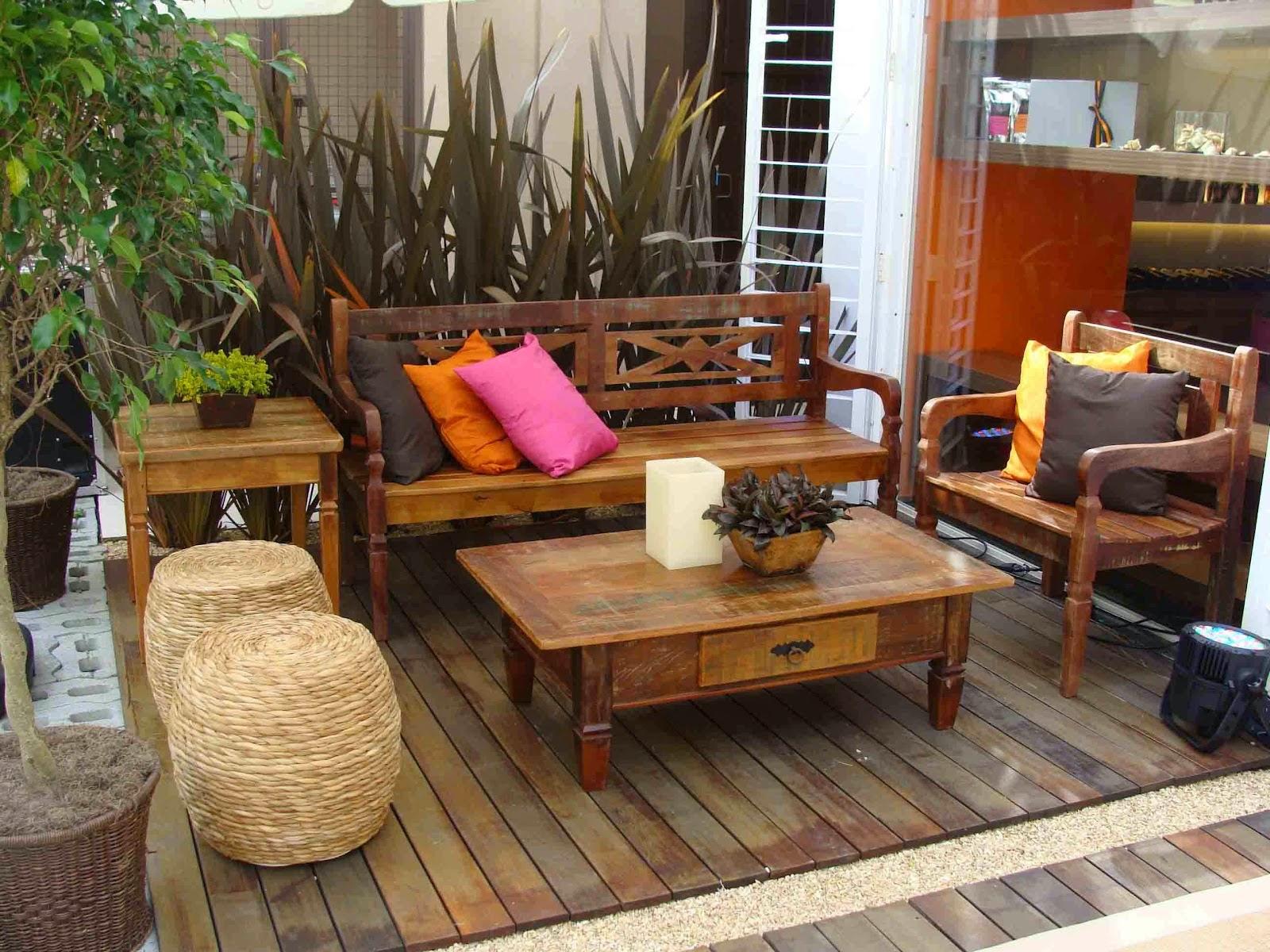 Ideias de decoração para casa de madeira 1