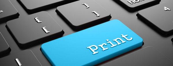 o que e print
